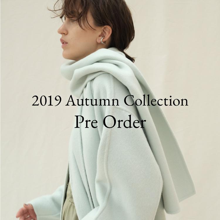 2019AW pre order