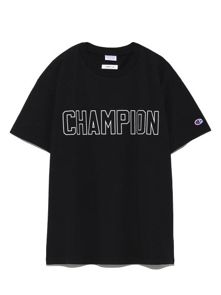 【FRAY I.D×Champion】ロゴTシャツ