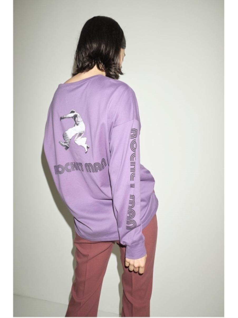 スリーブロゴTシャツ(PPL-F)