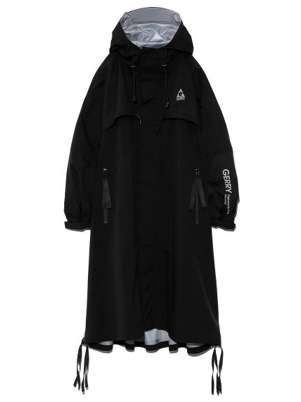 【FRAY I.D×GERRY】 ロングフードジャケット