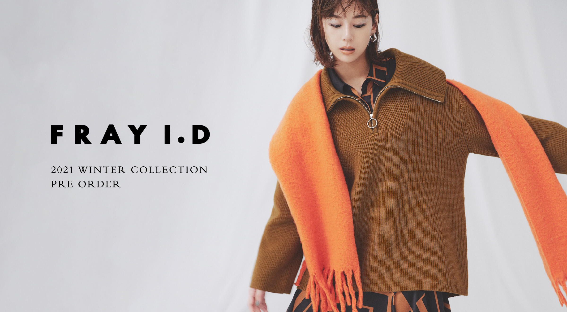 2021 WINTER COLLECTION PRE ORDER
