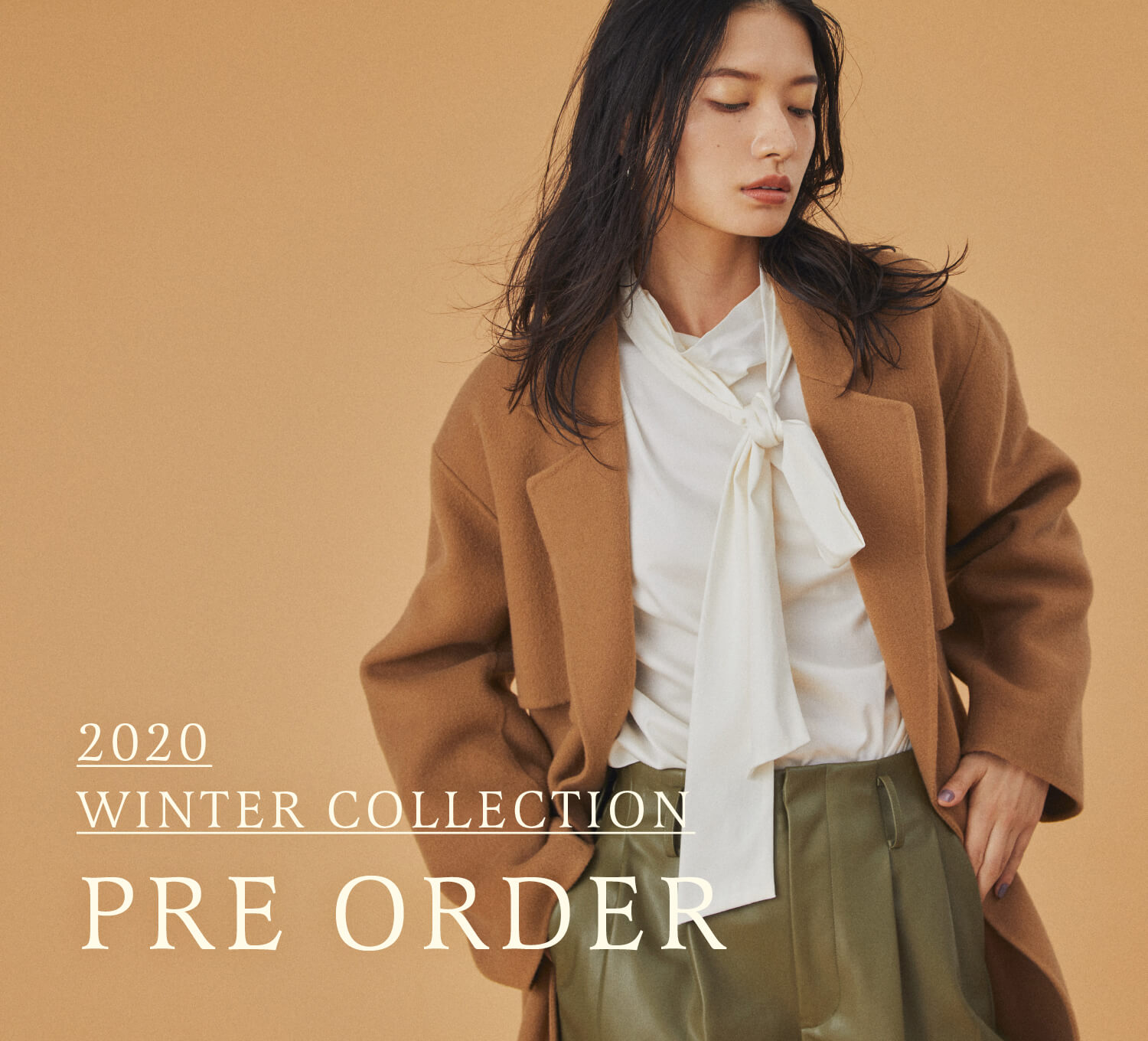 2020 WINTER COLLECTION PRE ORDER